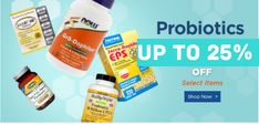 """Save up to 25% ( with all coupons) on Select Items https://www.iherb.com/c/probiotics?rcode=FIW102 The health benefits of probiotics, noted by clinical research, are many. Probiotics promote proper intestinal environment (also known as """"gut flora""""),..."""