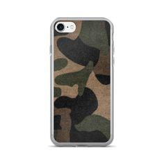 iPhone 7/7 Plus Case - Plain Camo – ShopFlexy