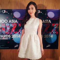 [Picture] 141209 Jessica at Yahoo Asia Buzz Awards Backstage ~ smtownsnsd.com - Girls' Generation / SNSD Daily Updates!