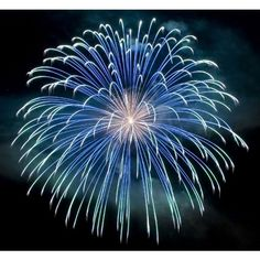 Share stunning fireworks pictures, match to your brand's colours for greater effect. Firework Shells, Fireworks Wallpaper, Fireworks Pictures, Fireworks Photography, Ocean Photography, Blue Fireworks, Fire Works, Photo Wallpaper, Fourth Of July