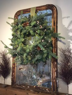 it's beginning to look a lot like Christmas in the showroom #augusthaven #christmas #holidays