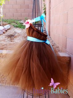 brown tulle dress - Google Search