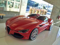 Progetto Alfa Romeo