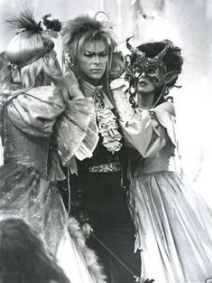 David Bowie as the goblin king in Labyrinth. Absolutely Labyrinth my all time favorite movie! David Bowie Labyrinth, Labyrinth Film, Labyrinth Tattoo, Jennifer Connelly, Jim Henson, Live Action, Labrynth, Best Villains, Fraggle Rock