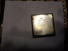 Processor upgrade - 1 x Intel Pentium 4 1.7 GHz ( 400 MHz ) - Socket 478 - L2 256 KB by Hewlett Packard. $2.98