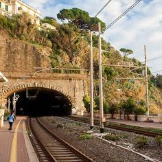 """Between Austria and Italy, there is a section of the Alps called the Semmering. It is an impossibly steep, very high part of the mountains. They built a train track over these Alps to connect Vienna and Venice. They built these tracks even before there was a train in existence that could make the trip. They built it because they knew some day, the train would come."" Under the Tuscan Sun  _____________________________"