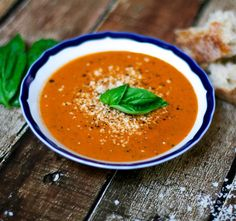 Rich Roasted Tomato Soup-4