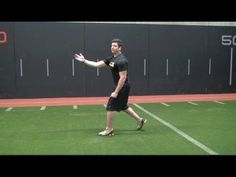 """How To Run Faster"" Football Drills And Training For 40 Yard Dash"