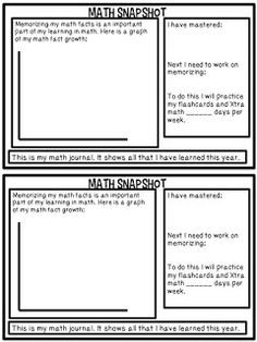 FREEBIE Student Led Conference Forms