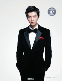 Luhan's Meteoric Rise in China Cemented with Cover of Forbes and GQ