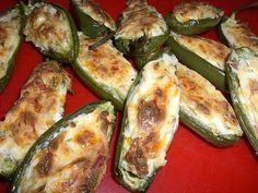 It's Valentines day, get spicy. Cheezy Bacony Stuffed jalapeños | WW Recipe Diva