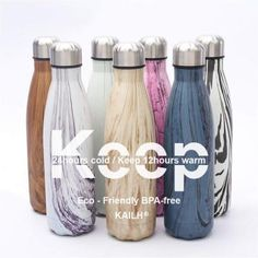 The 11 Best Reusable Water Bottles Reviews & Buying Guide Hydro Flask Water Bottle, Best Reusable Water Bottle, Best Water Bottle, Bpa Frei, Stainless Steel Water Bottle, Cold Drinks, Yoga, Saving Money, Cleanser