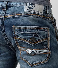 Buckle American Fighter Men's Jeans