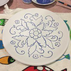 #çini #modernçini #çinimodeli #handpainted #ceramics