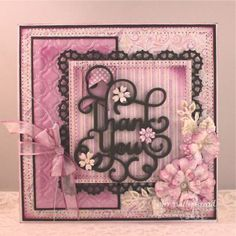 Our Daily Bread Designs Paper Collection: Pastel Paper Pack 2016, Easter Card 2016, Our Daily Bread Designs Custom Dies: Boho Background, Layered Lacey Squares, Thank You, Pretty Posies, Fancy Foliage, Pennants