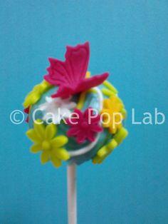 Cake Pops Primavera