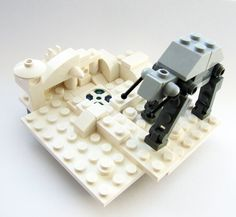 Hey, I found this really awesome Etsy listing at http://www.etsy.com/listing/75730203/star-wars-lego-battle-of-hoth-tiny