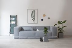 The Last Sofa You'll Ever Need | Yanko Design