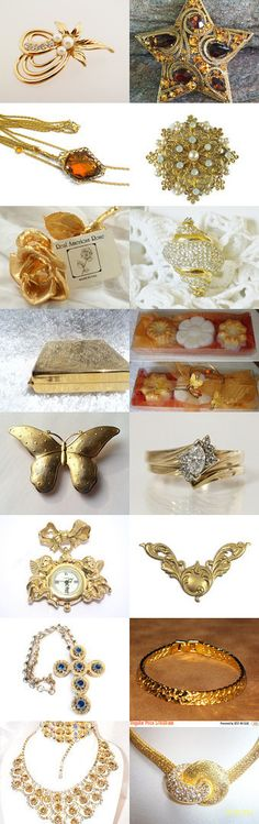 Glamour and Glitz by Marie on Etsy--Pinned+with+TreasuryPin.com