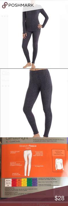 Frauen warme Pyjama Set Thermo Unterwäsche Winter Basic Layering Set ElR8