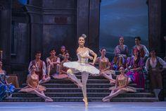 Don Quijote. Ballet de Santiago. Kitri: Andreza Randisek. Foto: Patricio Melo