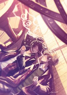 Sirius and Remus - What happens in the Astronomy Tower remains in the Astronomy Tower. By Space Dementia
