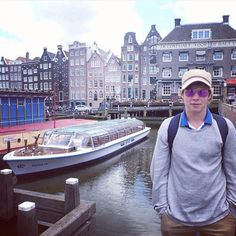 The highs and lows of Amsterdam