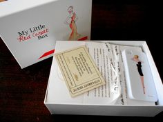 My Little Red Carpet Box by My Little Paris