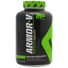 Demand more of your body-and your vitamins. Armor-V is the most comprehensive multi-nutrient complex available. It's unique blend of organics, herbals and natural ingredients were specifically formulated to feed your body with everything nature intended – and then some.