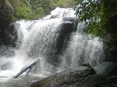 Private Waterfall at Honey Valley Home Stay, Coorg Waterfalls, Niagara Falls, Honey, Nature, Travel, Outdoor, Outdoors, Naturaleza, Stunts
