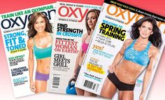 Get a Free 1-year subscription to Oxygen magazine courtesy of FreeBizMag! No credit card information is required and you'll never