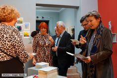 Aktion ART SWAP in #galerienuett #dresden zur Vernissage Helene B. Grossmann am 26.09.2013