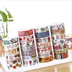 New Vintage Small Life series DIY paper tape10m/High quality Adhesive Tape/Multifunction deco/office school supplies WJ0180