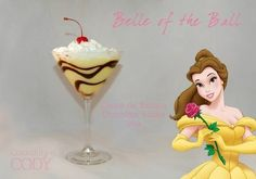 Disney themed cocktails one day if I have a disney party for my child. I will most def have disney themed cocktails for the adults! Disney Cocktails, Cocktail Disney, Disney Themed Drinks, Cocktail Drinks, Cocktail Recipes, Drink Recipes, Banana Cocktail, Dessert Drinks, Fun Drinks