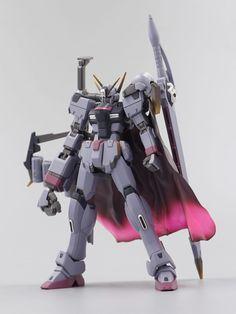 Gundam Build Fighters, Gundam Custom Build, Gunpla Custom, Robot Art, Super Hero Costumes, Gundam Model, Mobile Suit, Plastic Models, Action Figures