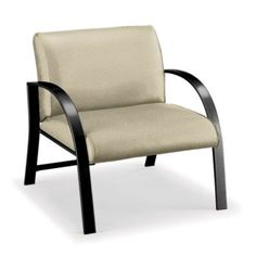 Vinyl 700 Lb Capacity Guest Chair