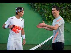 Cristiano Ronaldo vs Rafa Nadal