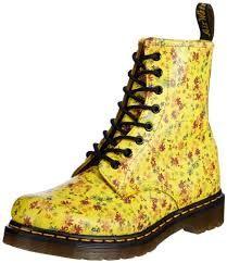 dr-marten-vegan flower boots - Google Search