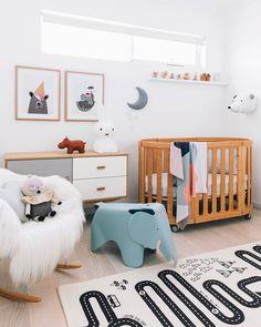 Deco chambre scandinave plus a tours for prepare stunning bebe Baby Bedroom, Baby Boy Rooms, Baby Cribs, Nursery Room, Nursery Decor, Nursery Ideas, Nursery Design, Nautical Nursery, Bedroom Kids