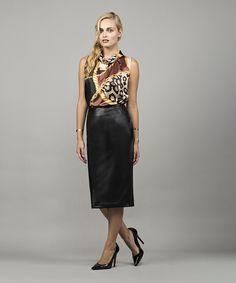 Φούστα Στενή Γραμμή Δέρμα   Vaya Fashion Boutique Women's Skirts, Formal Dresses, Fashion, Dresses For Formal, Moda, Formal Gowns, Fashion Styles, Formal Dress, Gowns