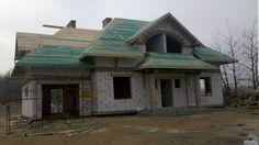 budowa projektu Rubin #dom #budowa #projekt