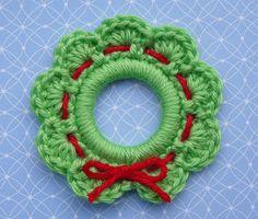 mini-couronne au crochet