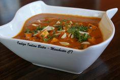 Paneer Masala  ( #GlutenFree ) - Cheese cooked in creamy tomato sauce