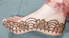 Mehndi Designs Feet, Mehandi Designs Easy, Legs Mehndi Design, Leg Mehndi, Mehndi Tattoo, Mehndi Art, Mehndi Patterns, Mehndi Brides, Mehndi Images