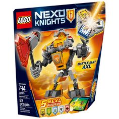 12 Best Nexo Knights Images Lego Knights Lego Legos