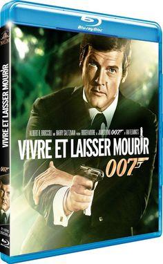 JAMES BOND 007 Vivre et laisser mourir - BLU-RAY NEUF