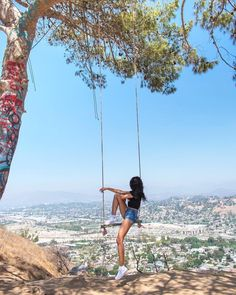 Travel US with me Park Swings, Places To Travel, Places To Go, Los Angeles Travel, Foto Casual, Instagram Pose, Las Vegas, Los Angeles California, California Travel
