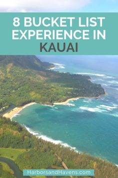 8 Ways to Fall in Love With Kauai Waterfall chasing, epic coastal hikes, coffee sampling…these are just some of the incredible things to do in Kauai, Hawaii's Garden Isle. Find out the best Kauai activities and food with this guide to the island. Best Island Vacation, Kauai Vacation, Hawaii Honeymoon, Beach Trip, Beach Vacations, Vacation Places, Vacation Spots, Vacation Ideas, Lanai Island