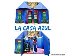 Proyecto para niños: LA CASA AZUL