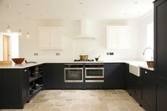 The Staffordshire Shaker Kitchen